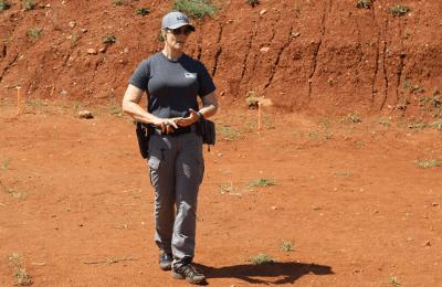 Range Response Protocols - Robyn Sandoval (0:20)