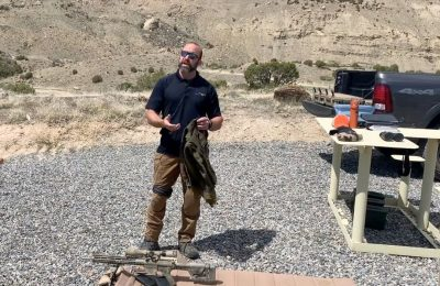 Precision Rifle: Sunlight and Sand Socks - Adam Winch (0:10)