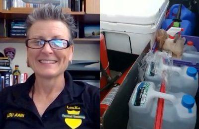 Travel Safety - Lou Ann Hamblin (1:13)
